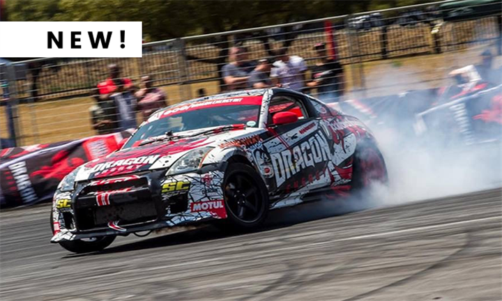 Learn to Drift: Lessons for up to 6-hours in a Pro Drift Sports Car with XS Promotions
