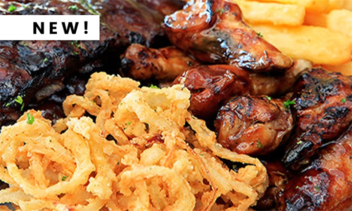 Exclusive: Mega-Combo Platters to Share for up to Four at The Slug & Lettuce - Long Street