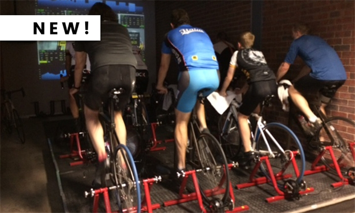 Virtual Spinning or Cycling at CycleZone