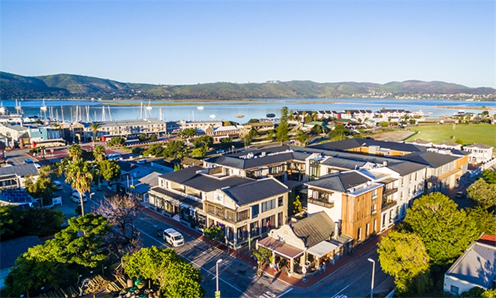 Knysna: 1-Night Anytime Stay for Two Including Breakfast at aha The Rex Hotel