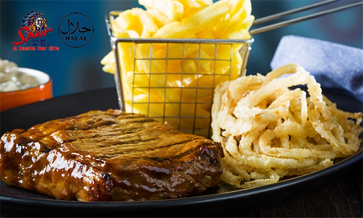 3-Course Dining Experience for Two at Rodeo Spur Steak Ranch