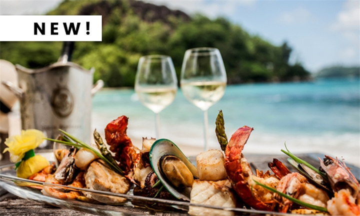 Seafood Platters to Share Including Bottles of Wine for up to Six at The Canal Café - aha Harbour Bridge Hotel & Suites