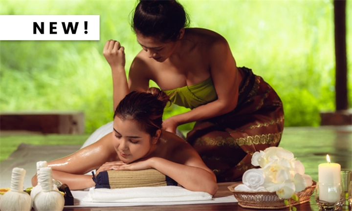 Choice of Thai, Swedish or Aromatherapy Full Body Massage for One at Asian Blend Spa, Tygervalley