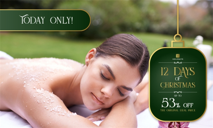 150-Minute Pamper Package for One or Two at La Vita Spa Group