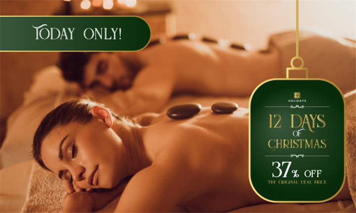 Couples Ingaadi African Night Escape Package at Ingaadi Spa