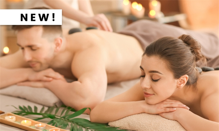 180-Minute Spa Package Including Lunch for Two at House of Deome
