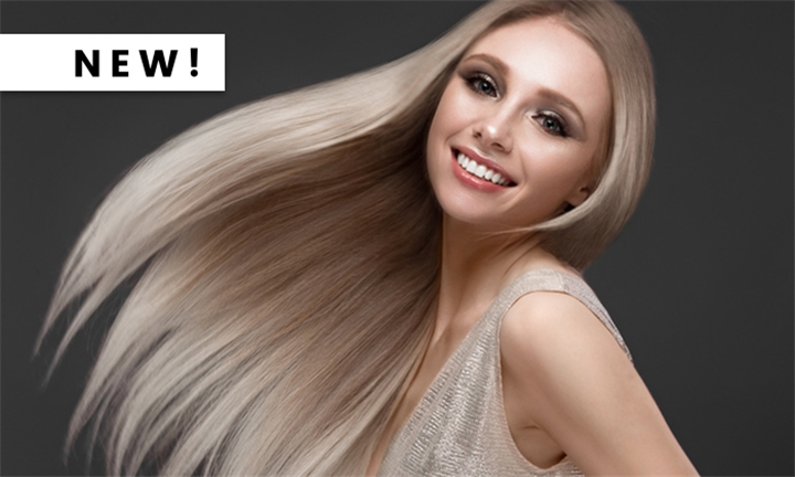 Brazilian Blow-Dry for One or Two at Oayssis Hair