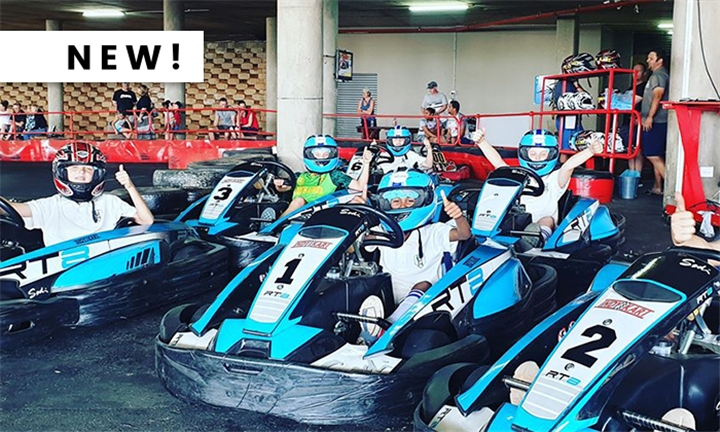 Indoor Go-Kart Racing Experience at Indy Kart, ClearWater Mall
