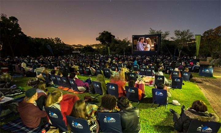 2 x Standard Tickets to see 'The Sixth Sense ' at The Galileo Open Air Cinema, Kirstenbosch