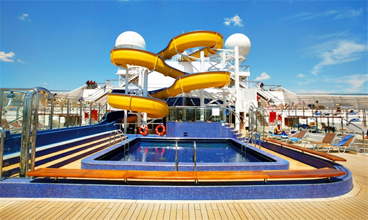 Luxury Cruise: 7-Night Italy, France, Spain Cruise for Two Aboard the Costa Fortuna