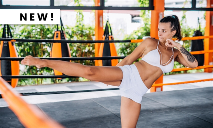 Choice of 5, 10 or 15 Fitness and Self-Defence Classes at Muay Thai Fitness Centre