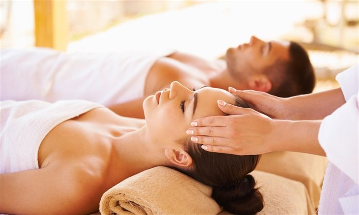 Pamper Package for Two at Alasanti Body Sense, Ferndale Mall