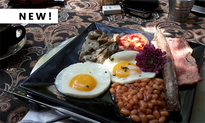 Choice of Breakfast each for up to Four at Second Cup