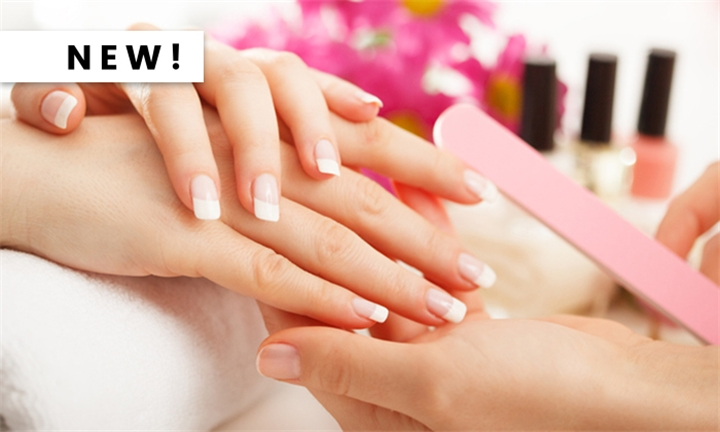 Spa Mani and/or Spa Pedi at La Vita Spa Group, Multiple Locations