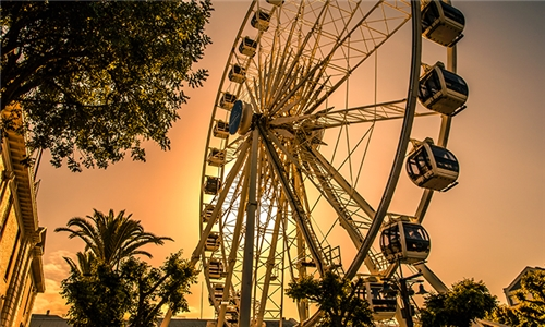 1 x Adult Ticket – The Cape Wheel V&A Waterfront