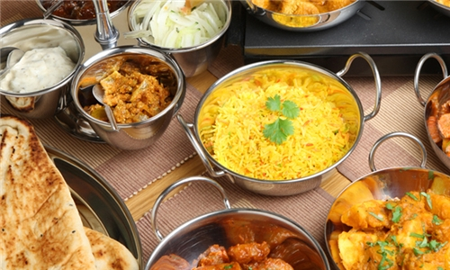 Indian Cuisine: Sunday Buffet for Two at JAY'S Indian Kitchen