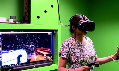 1-Hour Virtual Reality Experience for up to Four at Blue Oceans VR