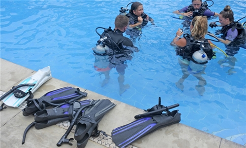 Scuba Experience for up to Four at Scubaversity