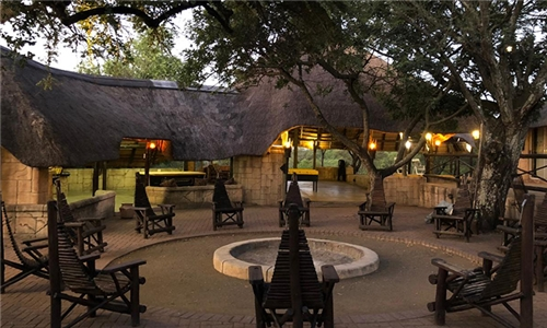 North West: 1 or 2-Night Stay for Two Including Breakfast at Kaya Inkuni Game Lodge