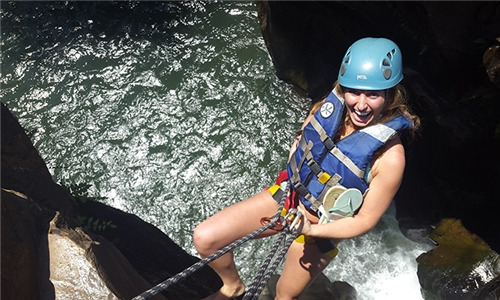 Abseiling Experience for up to Four with Kestell Adventures