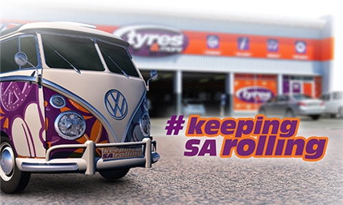 3D Wheel Alignment (R199) and Balancing (R250) for One Car at Tyres & More (up to 58% off) – National
