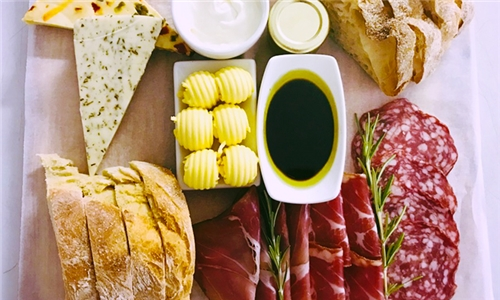 Wine Tasting and Platter to Share for Two from Arra Vineyards