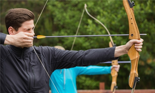 1-Hour Archery Session with Introduction for Two with Bowtime Archery