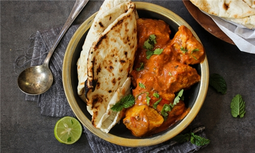 Choice of Chicken Curry with Naan for Two at Biryani Hut - Wendywood