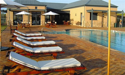 Western Cape: 1-Night Stay with Breakfast for Two at The Lodge at Atlantic Beach