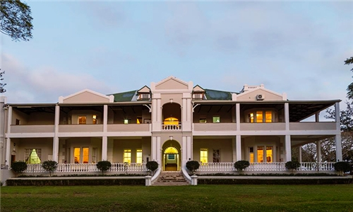 KwaZulu-Natal: 1 or 2-Night Anytime Stay for Two in a Standard Room at Kearsney Manor