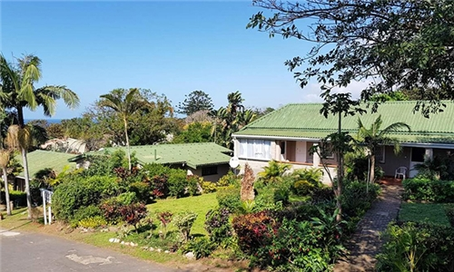 Port Shepstone: 1 or 2-Night Anytime Stay for Two at Venture Inn Hotel