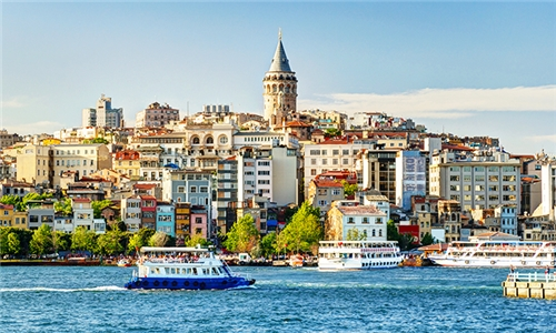 Istanbul: 6-Night Stay Including Accommodation, Visa, Flights & Taxes from JHB and Breakfast