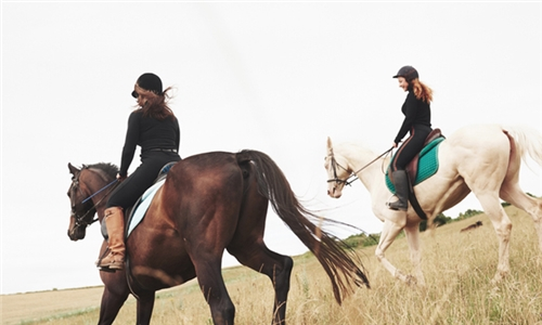 1-Hour Horse Ride Experience for One or Two at SA Horse Trails