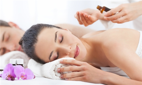 90-Minutes Valentines Pamper Package for Two at Leap of Faith Creations