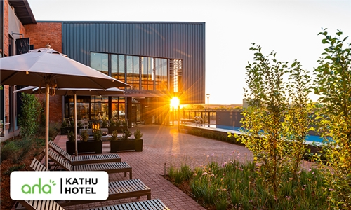 Northern Cape: 1 or 2-Night Anytime Stay for Two Including Breakfast at aha Kathu Hotel