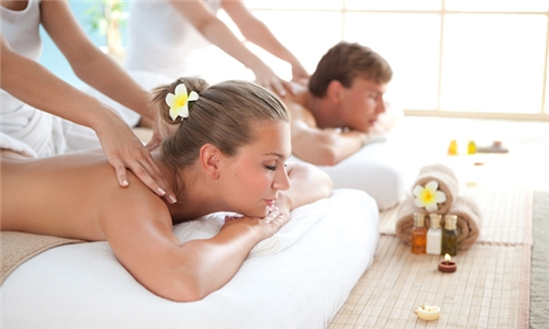 Full Body Massage and Choice of Meal at Blaauwberg Wellness Spa @ Blaauwberg Beach Hotel