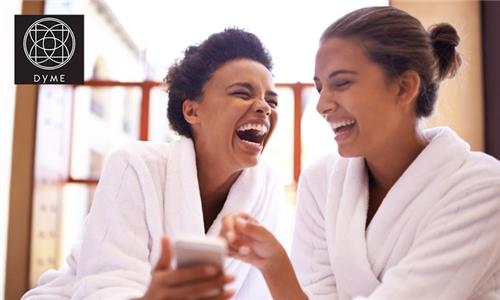 Pay R49 & Get R150 a Spend of R400 or More via the Dyme Beauty App