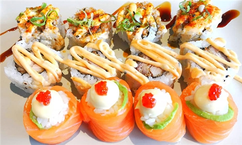 22, 30 or 50-Piece Sushi Platter at Thaiyashi, Newlands
