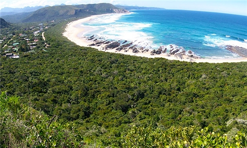 Garden Route: 1 or 2-Night Anytime Stay for Two with Buffet Breakfast at Face Tranquility B&B
