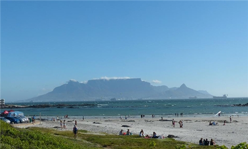 Western Cape: 1 or 2-Night Stay for Two Including Breakfast at Blouberg Manor Boutique Hotel