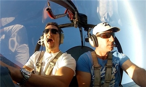 40-Minute Introductory Flying Lesson with Passengers from Lanseria Flight Centre