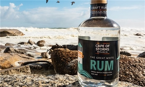 3 Rum Tastings Including a Tour of the Distillery at Cape of Storms Distilling Company