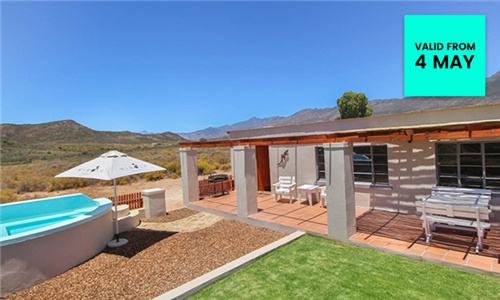 Western Cape: 2-Night Anytime Self-Catering Stay for Two at Glen Eden Farm, Montagu