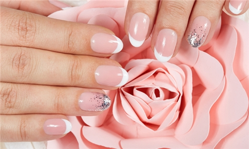 Deluxe Manicure or Pedicure at Ohana Beauty and Wellness