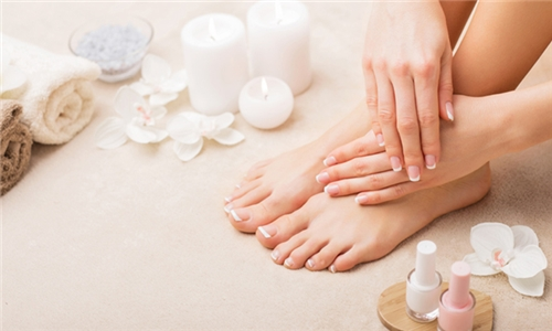 Manicure and/or Medi-Pedi with Gel from Salon Miabelle