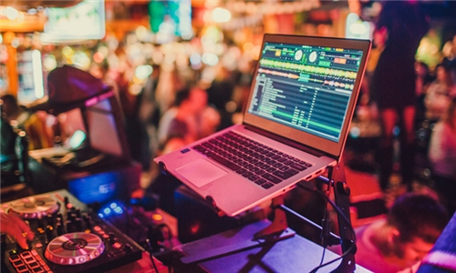 4-Hour DJ Party Package with Consultation, Delivery and Set-up from Evergreen Music