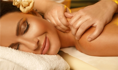 Choice of Full Body Massage or Lamelle Facial at Spa Columbine