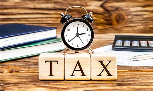 Tax Returns Submission for an Individual or Company from Intelligian Management Consulting