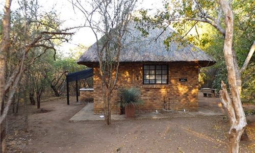 Mpumalanga: 2-Night Anytime Self-Catering Stay for up to Four at Buffalo Chalets