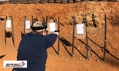 1-Year Shooting Range Membership at East Rand Shooting Club